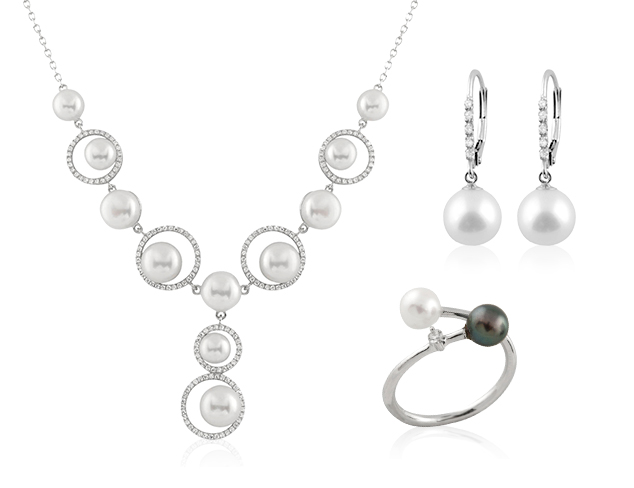 Splendid Pearl Jewelry at MYHABIT