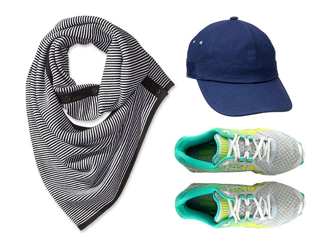 Sporty Style: Shoes & Accessories at MYHABIT