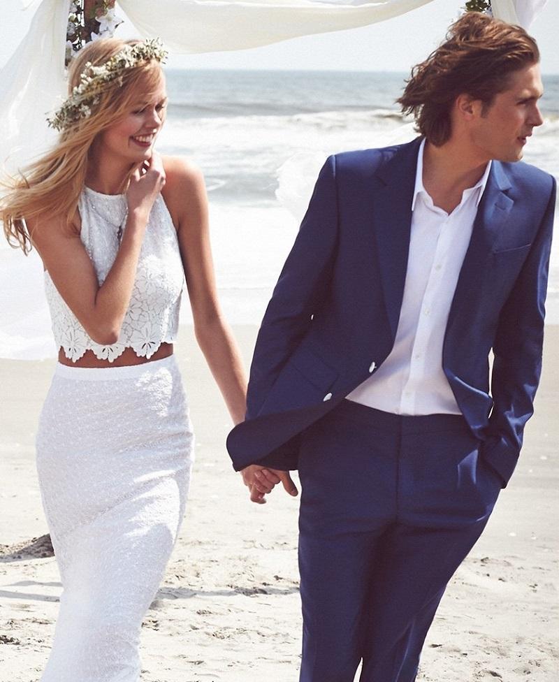 Spring 2015 Bohemian Bridal