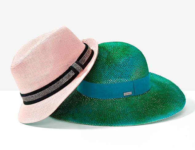 Sunshine Days Summer Hats at MYHABIT