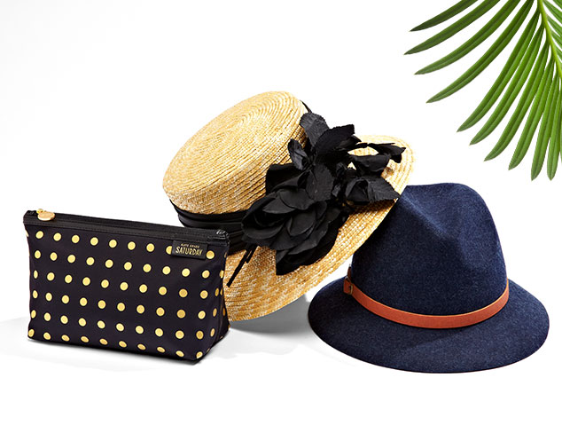 The Chic Traveler: Accessories at MYHABIT