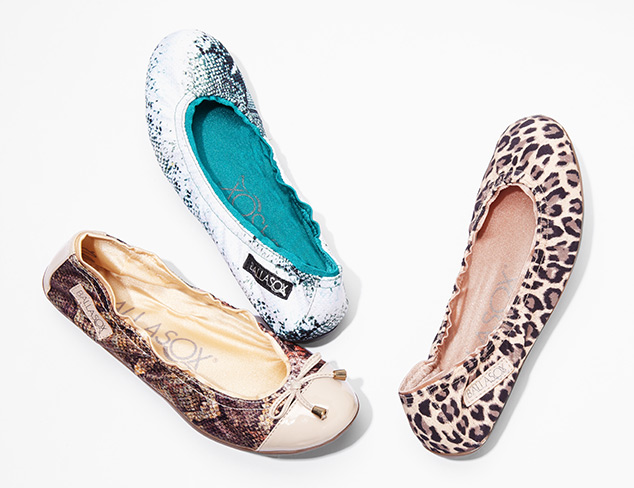 The Latest Flats feat. Ballasox by Corso Como at MYHABIT