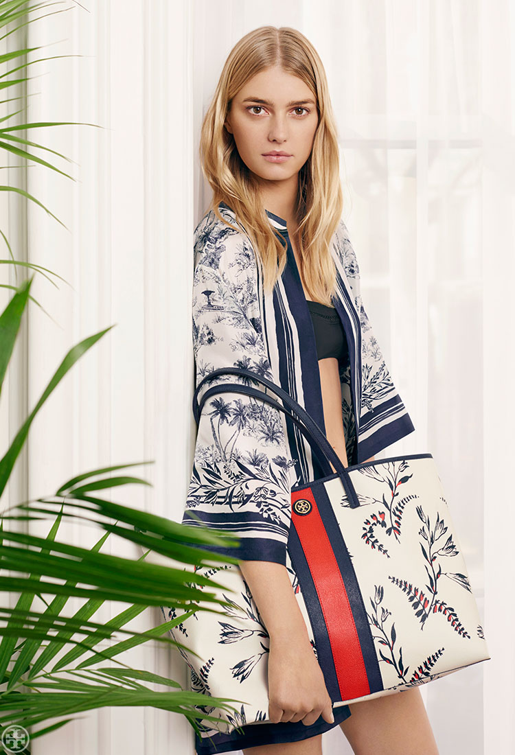 Tory Burch Frenesi Cabana Jacket