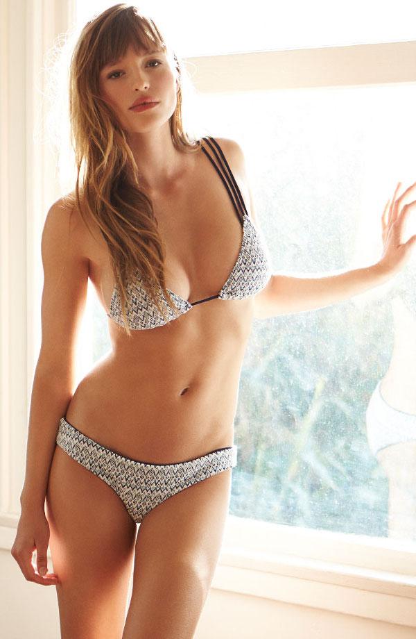 37f976a34a0 Shop Tularosa Summer 2015 Collection at REVOLVEclothing.com. Tularosa  Triple Threat Bikini Top