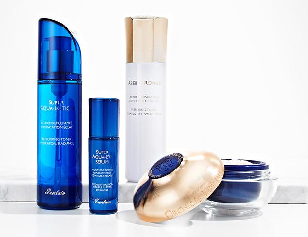 Turn Back the Clock: Guerlain Skincare & More at MYHABIT