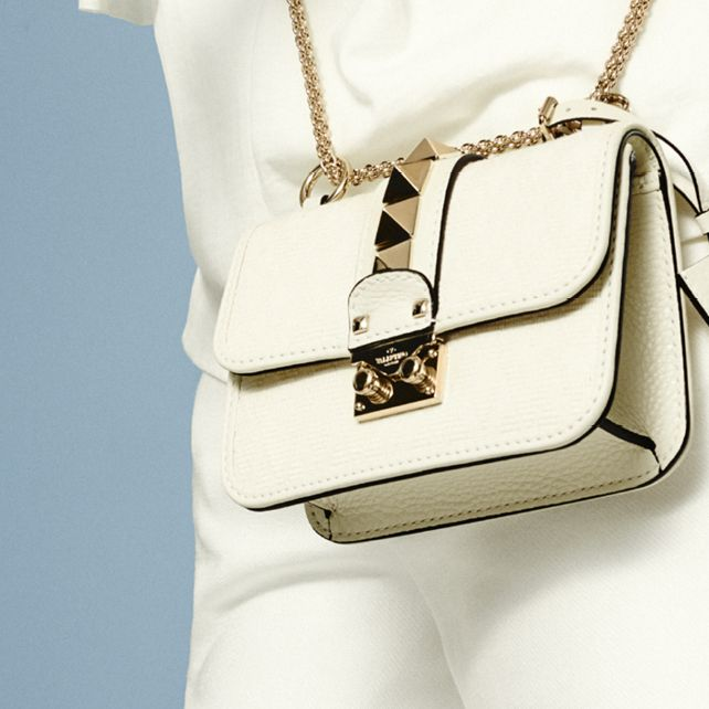 Valentino Viva Valentino Lock Small shoulder bag