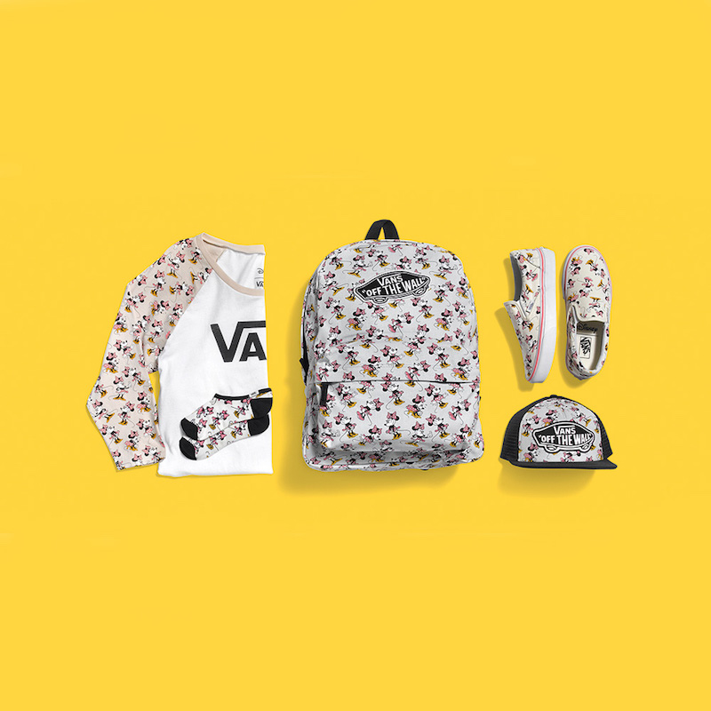 Vans x Disney Summer 2015 Young at Heart Collection_1