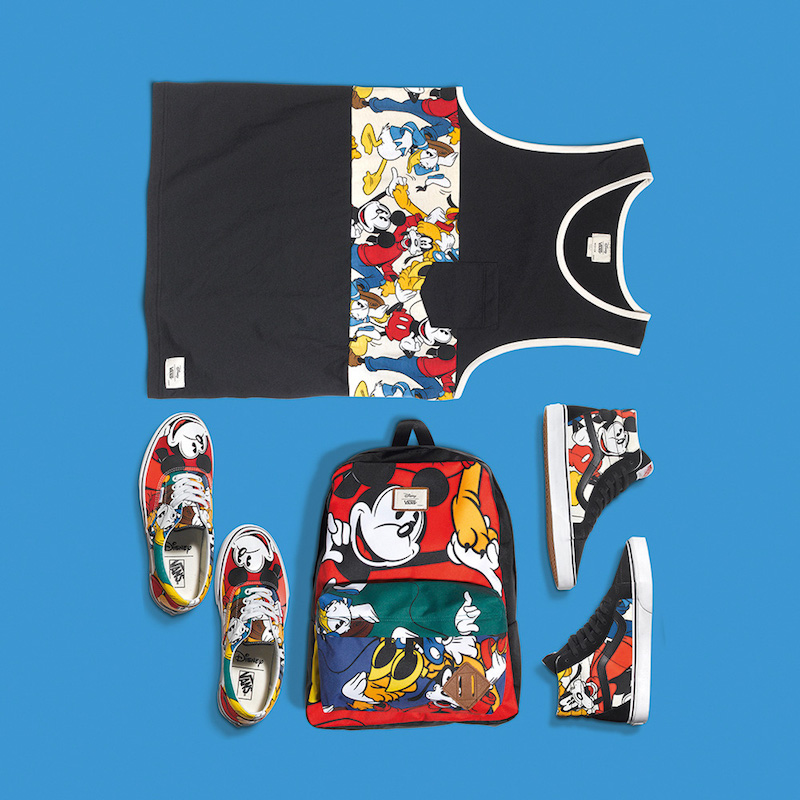 Vans x Disney Fall 2015 Young at Heart Collection_2