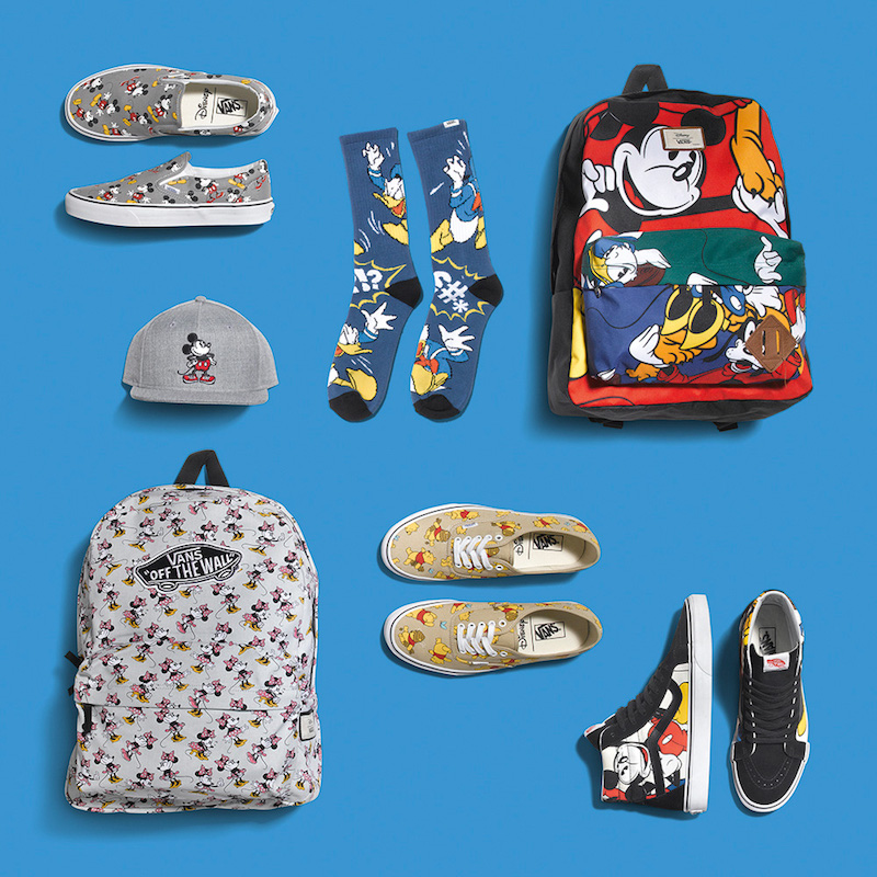 Vans x Disney Fall 2015 Young at Heart Collection_3
