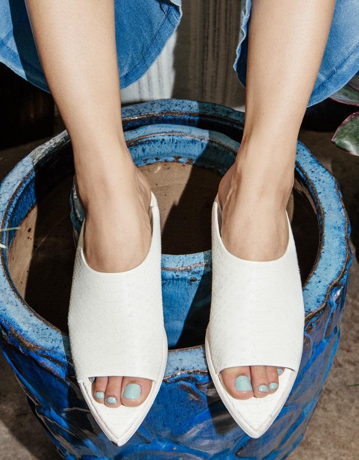 Wal & Pai Olympic Sandal