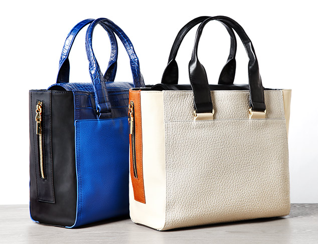 Weekend Style Handbags at MYHABIT