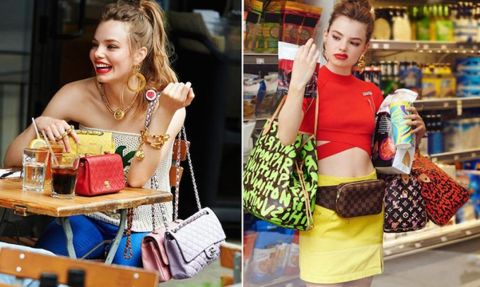 What Goes Around Comes Around Vintage Louis Vuitton, Gucci, Chanel Handbags & Jewelry