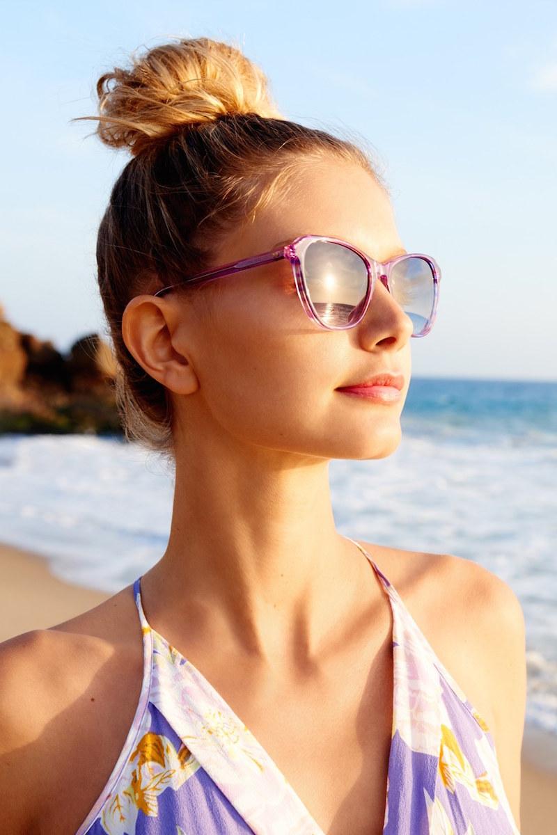Wildfox Parker 51mm Retro Sunglasses
