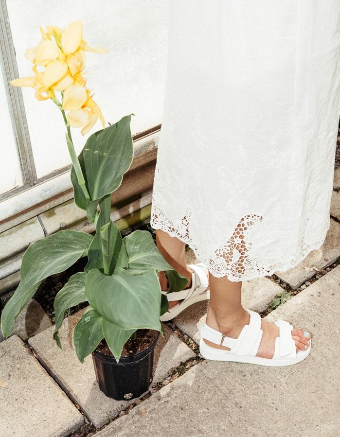 Won Hundred Zoila Sandals-
