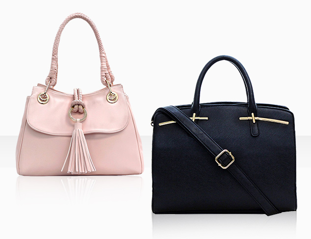 $35 & Under d'Orcia Handbags at MYHABIT
