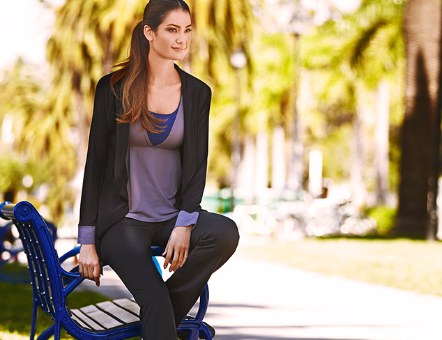 $9 & Up Be Up Activewear at MYHABIT