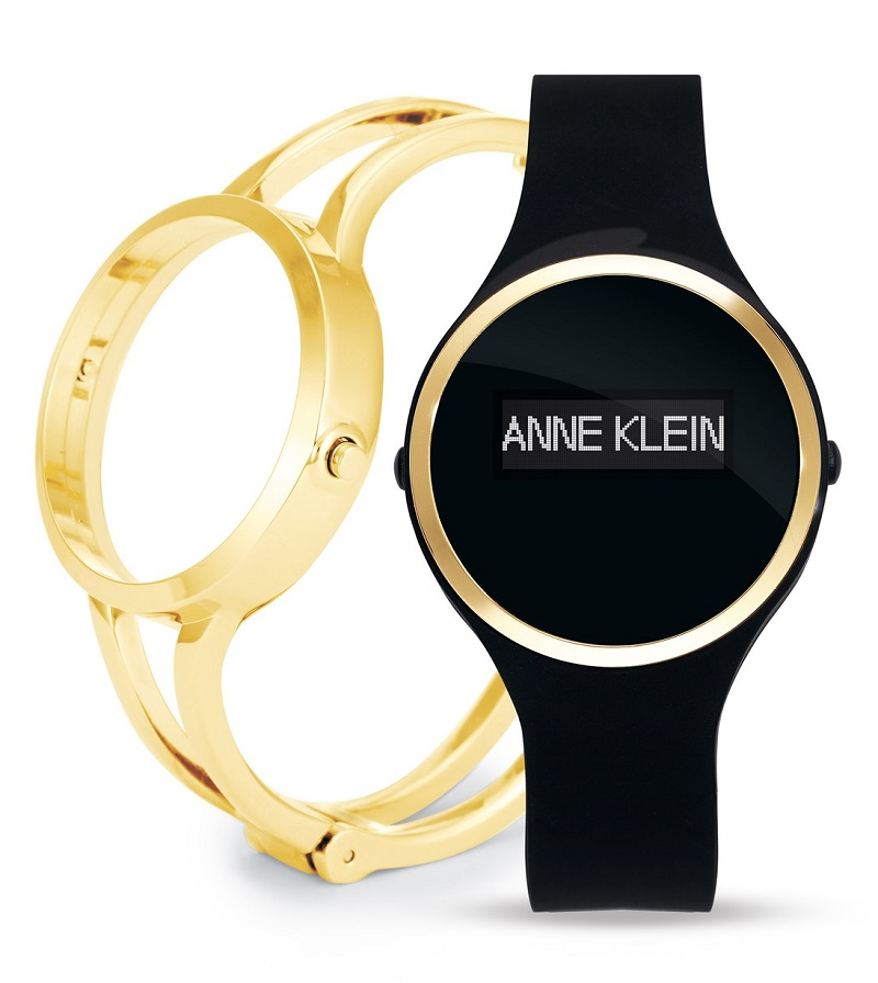Anne Klein Fashion Fit Multifunction Smart Watch-3
