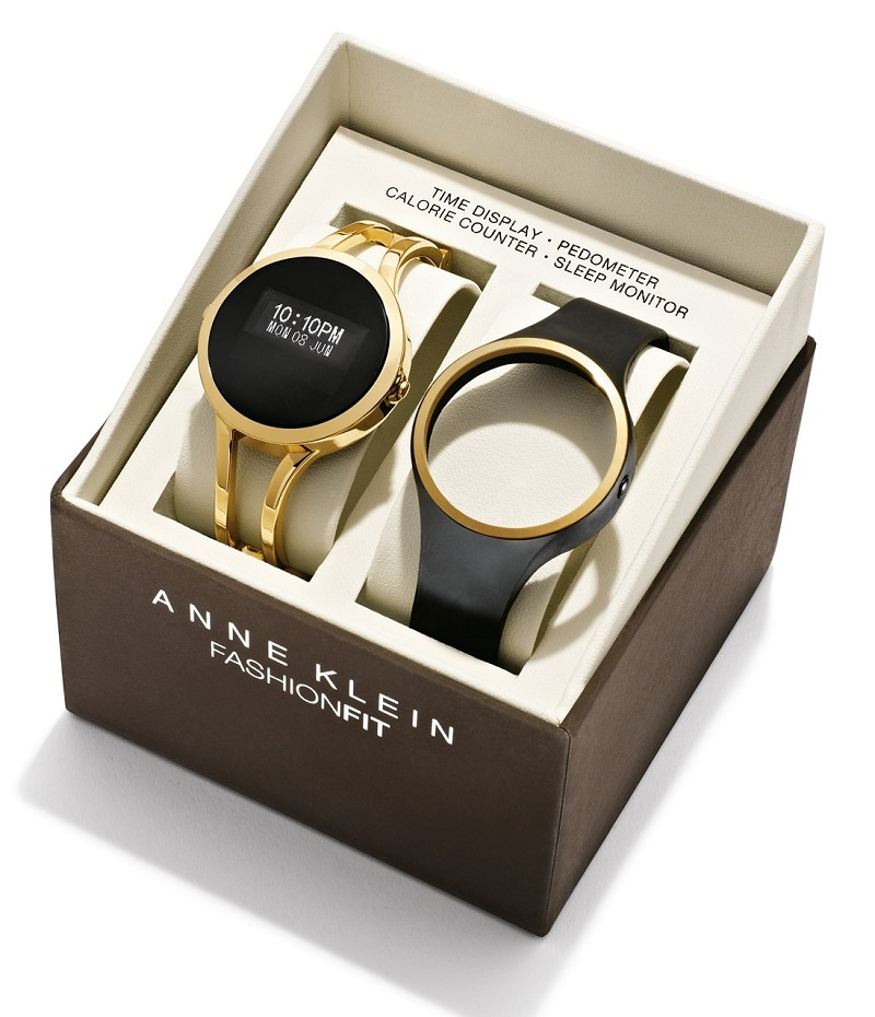 Anne Klein Fashion Fit Multifunction Smart Watch-4