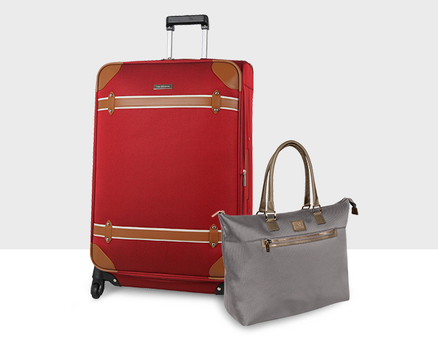 Anne Klein Luggage at MYHABIT