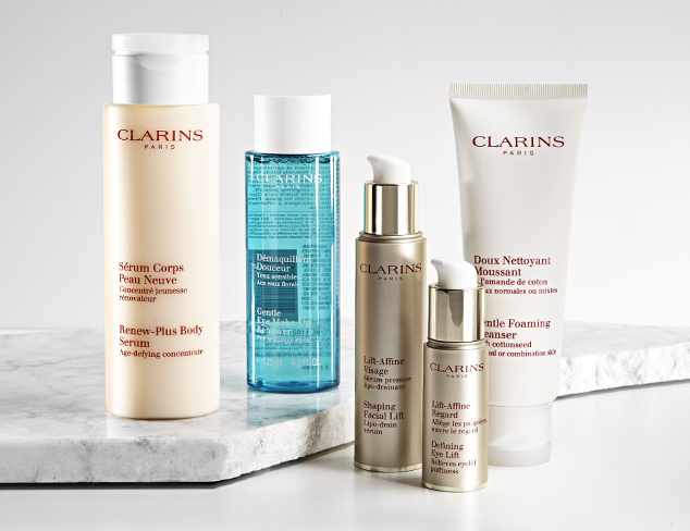 Beauty Best Sellers feat. Clarins at MYHABIT