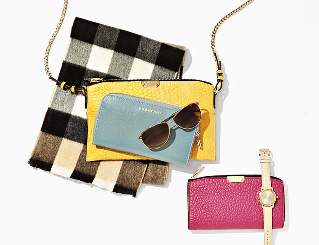 Burberry Scarves, Sunglasses & More at MYHABIT