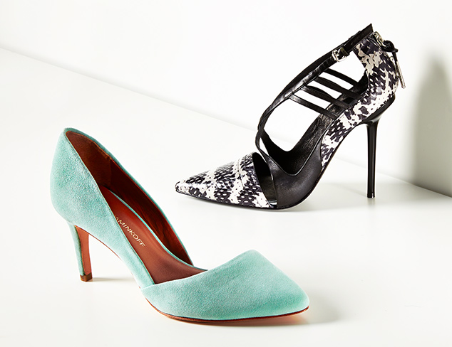 Contemporary Cool Footwear at MYHABIT