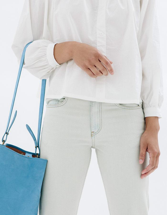 Creatures Of Comfort Bucket Bag in Blue