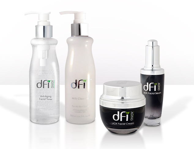 DFI Skincare at MYHABIT