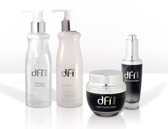 DFI Skincare at MYHABIT