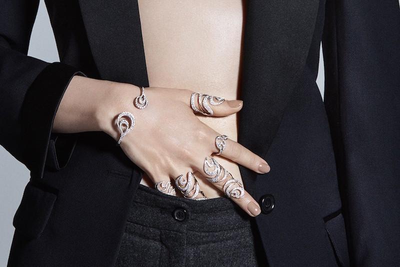 Deborah Pagani Large Deca Nueva Ring