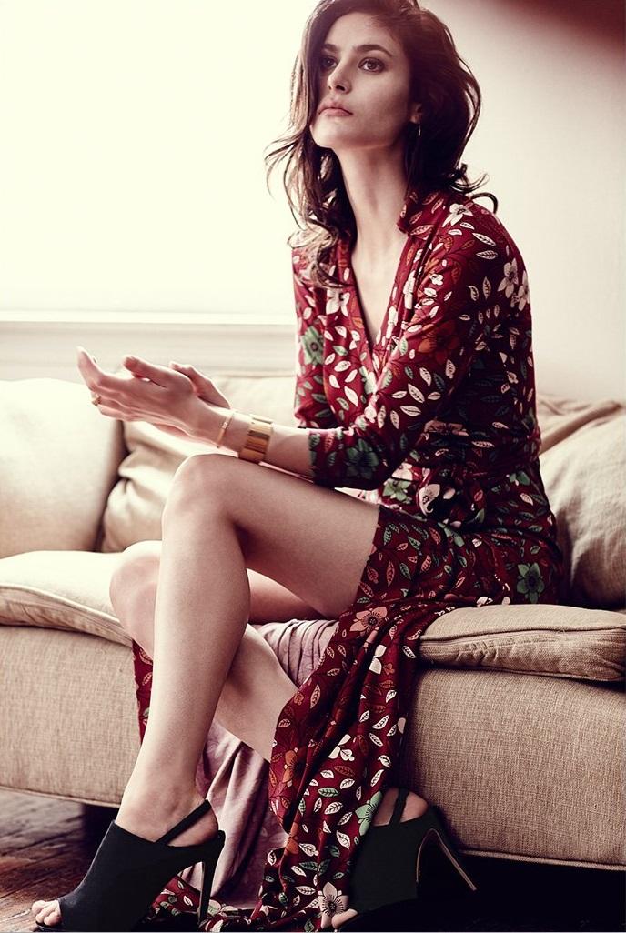 Diane von Furstenberg Violet Slingback Sandals