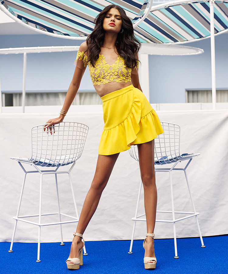 Essentiel Khloe Skirt
