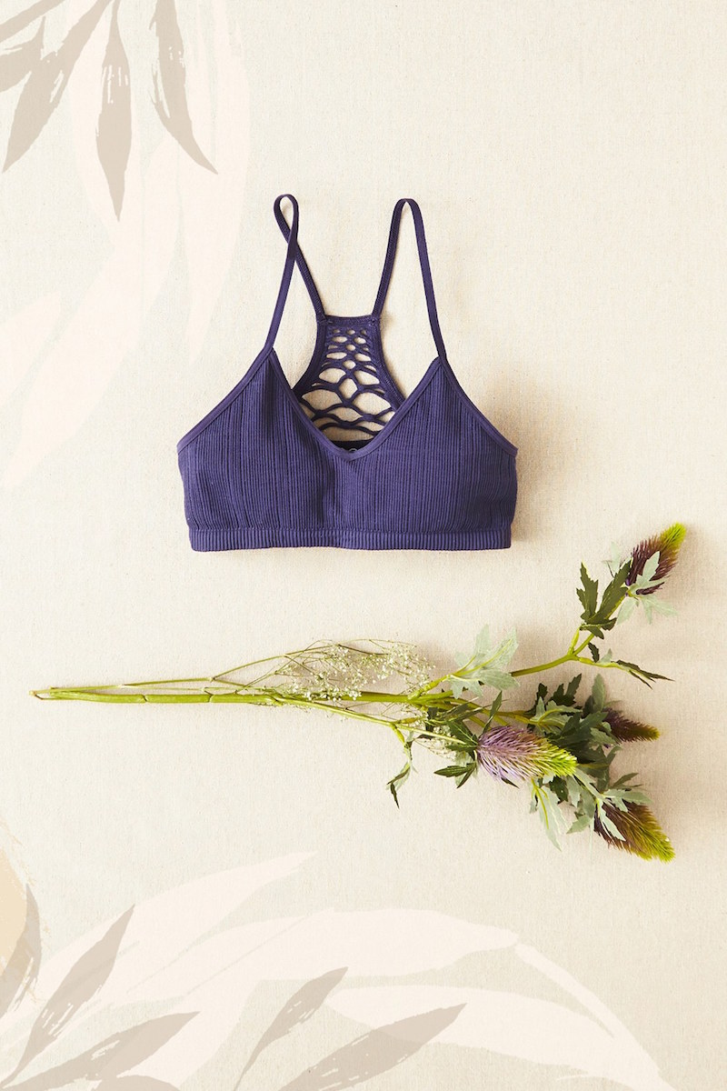 Free People Bella Seamless Racerback Bralette