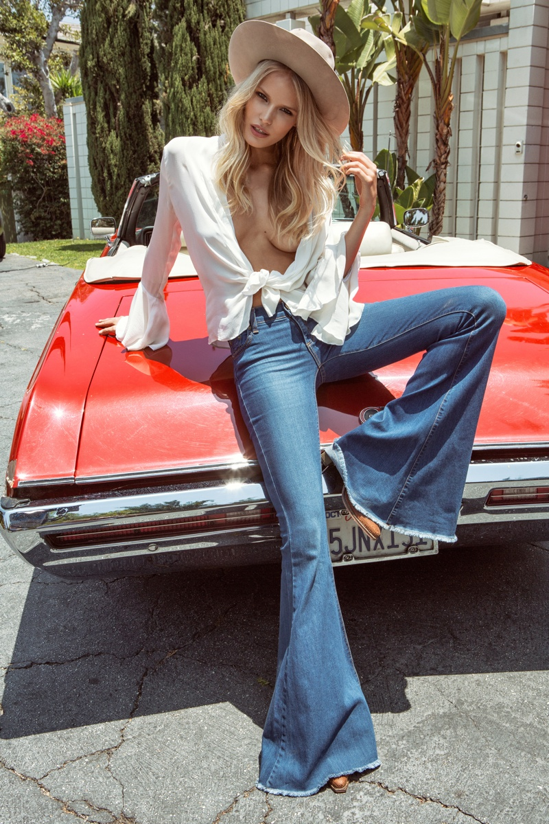 Get Into the Groove Free People June 2015 lookbook-1
