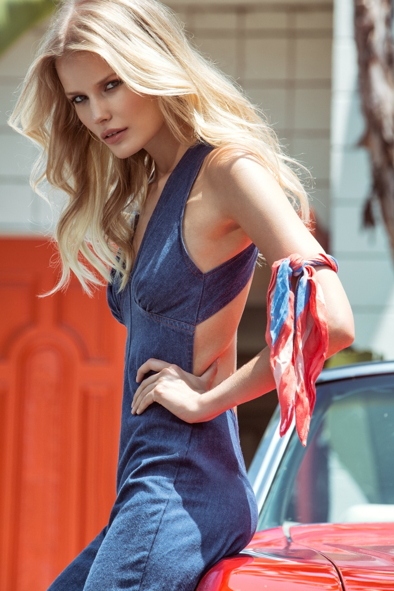 Get Into the Groove Free People June 2015 lookbook-2