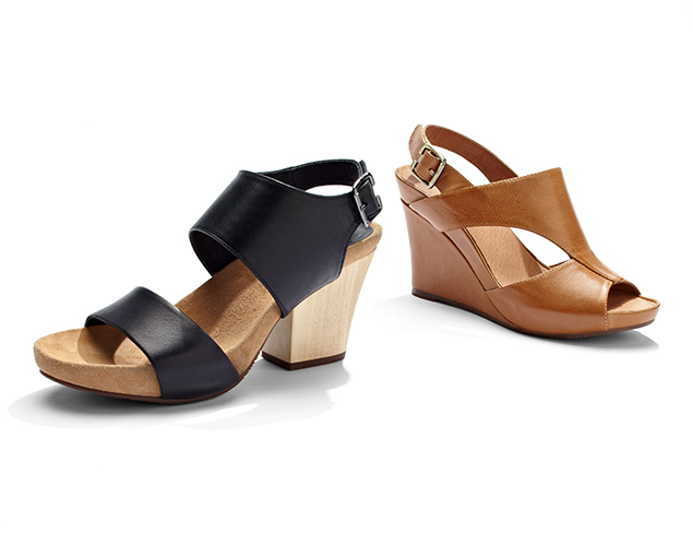 Higher Ground  Wedges at MYHABIT