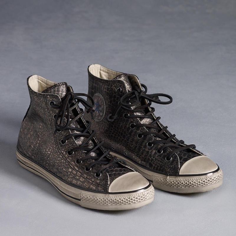John Varvatos x Converse All Star Reptilian Chuck Taylor_1