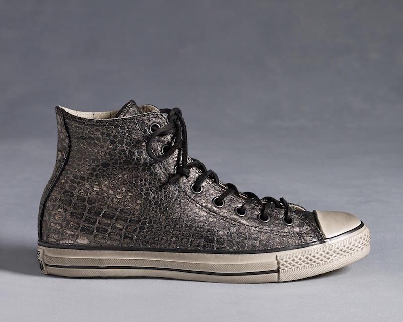 John Varvatos x Converse All Star Reptilian Chuck Taylor_2