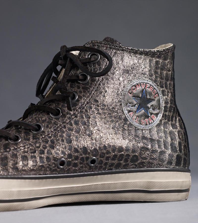 John Varvatos x Converse All Star Reptilian Chuck Taylor_4