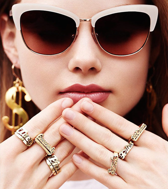 Kate Spade New York Ginette Sunglasses