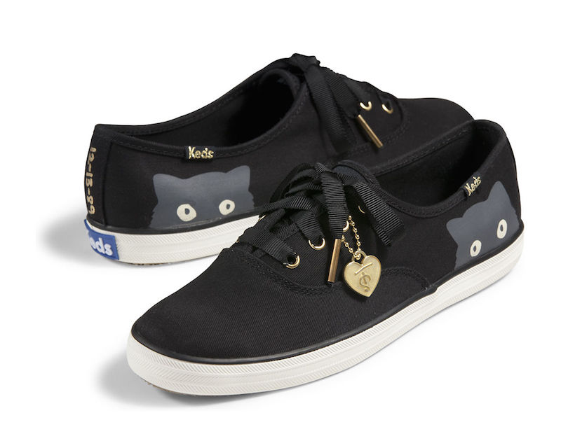 Keds x Taylor Swift's Champion Sneaky Cat_1