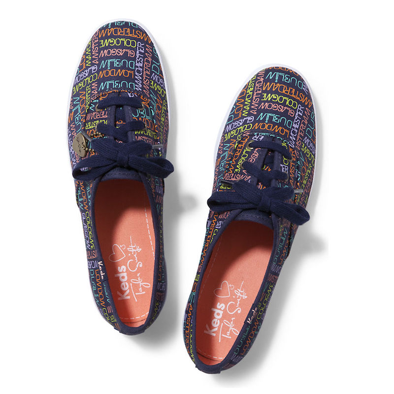 30aae6fc071ae Keds x Taylor Swift 1989 World Tour Collection – NAWO