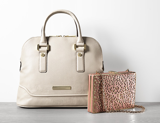 Ladylike Style Handbags at MYHABIT
