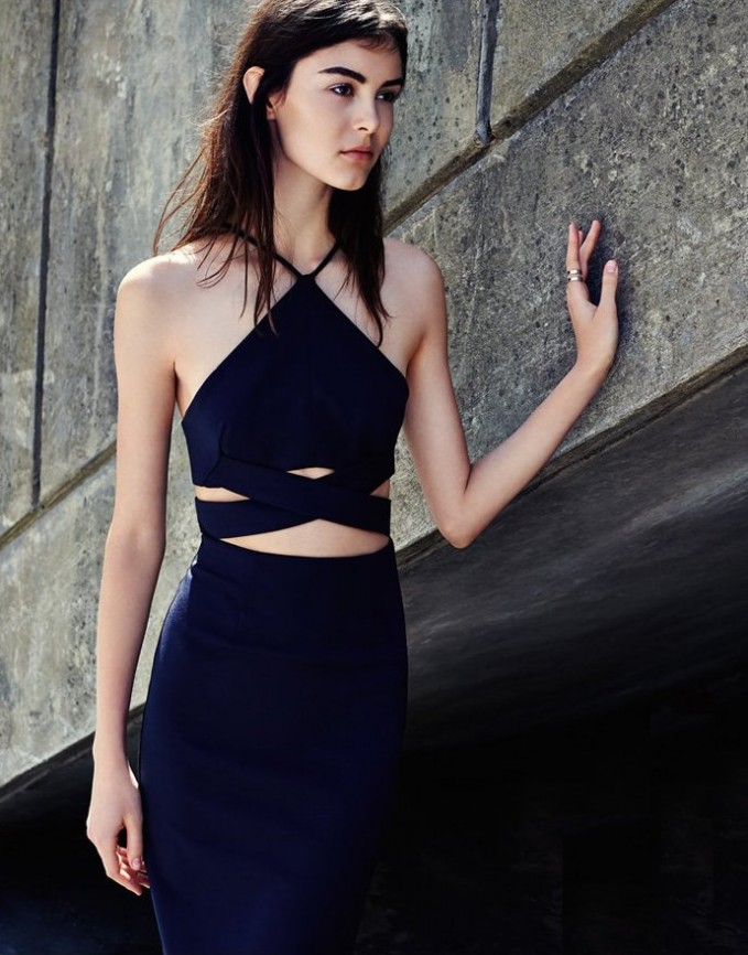 Nicholas Clothing Label Pre-Fall 2015 Lookbook by SHOPBOP