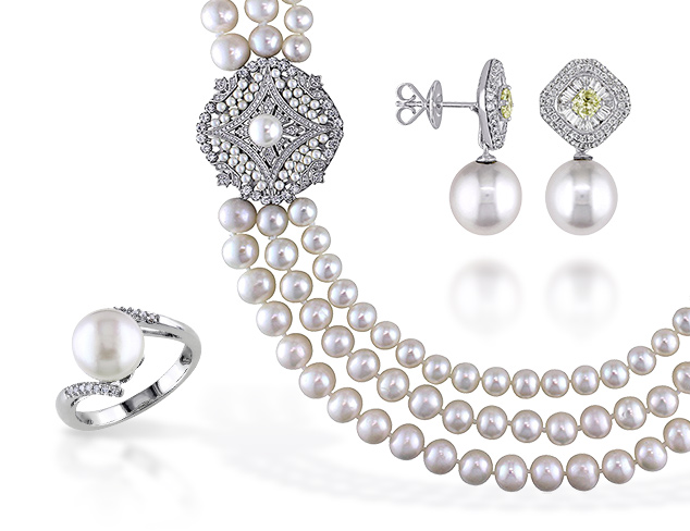 Michiko Fine Pearl Jewelry at MYHABIT