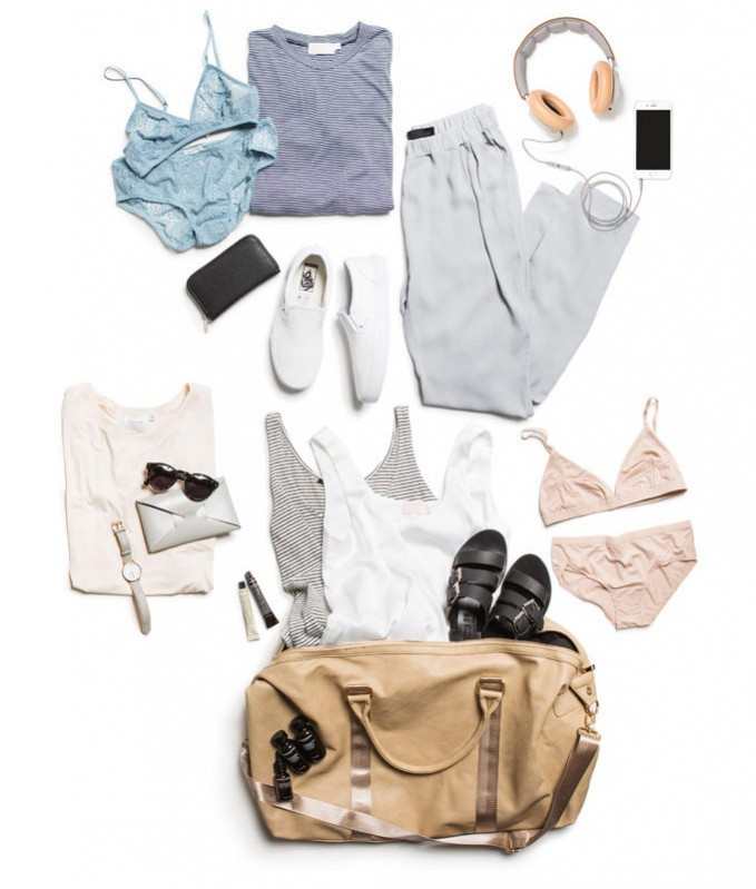 Minimal Packing Summer Guide