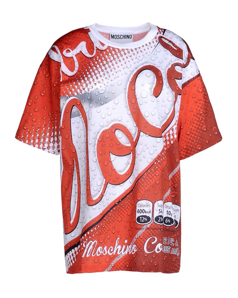 Moschino Short Sleeve T-shirt_1