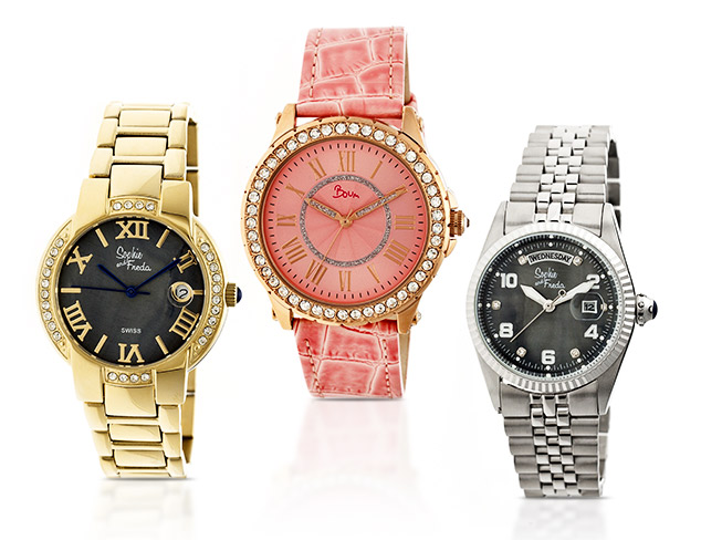 New Arrivals Watches feat. Bertha at MYHABIT
