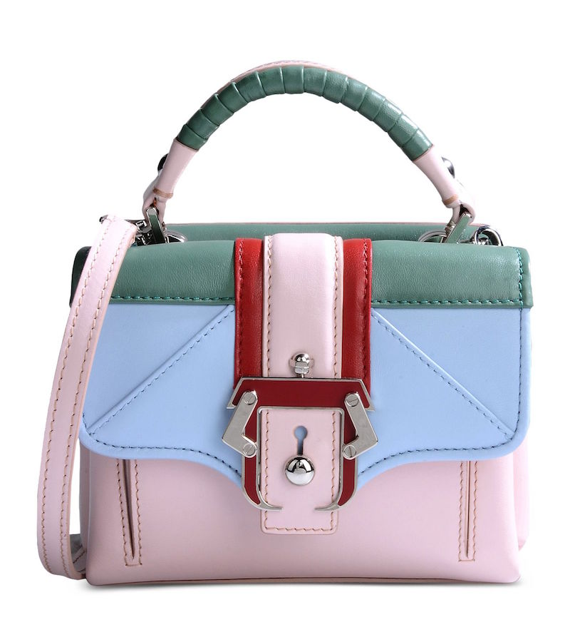 Paula Cademartori Small Leather Bag