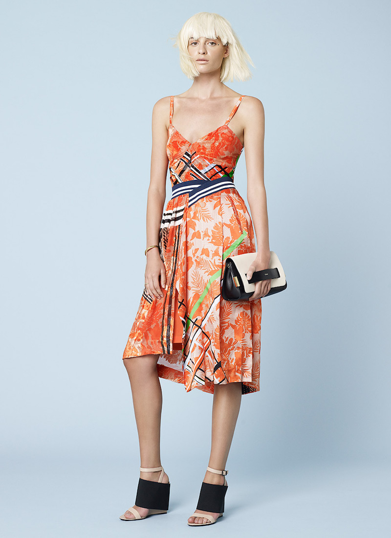 Preen by Thornton Bregazzi Temi Dress